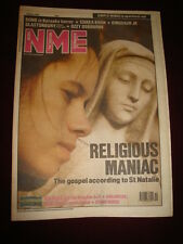 NME 1989 MAY 13 10000 MANIACS SIMPLE MINDS BONO CHAKA KHAN GLASTONBURY OZZY