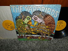 The Yardbirds Featuring Performances by Beck Clapton Page 2 LP Set