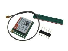 Mini SIM800L GPRS GSM Module SIM Board Quad-band Port w/ Antenna