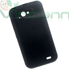 Custodia in TPU flessibile GRIP Flexy nera per NGM WeMove WILCO cover nero case