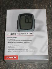 NEW TREK Incite Alpine DW Wireless 19-Function Cycling Computer nos