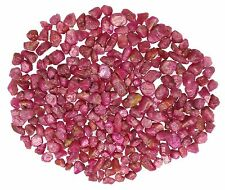 117.70 Ct RARE JOHNSON African Mines Red Ruby Gemstones Small Size Rough Lot