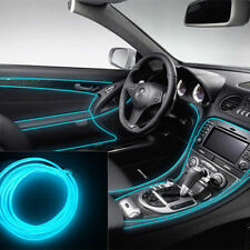 Ice Blue 5MTR Interior Refit Atmosphere Car Styling EL light RENAULT PULSE