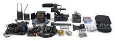 Sony HXR-NX30U Camera VJBK1T Turnkey Journalist Backpack Huge Bundle 3013
