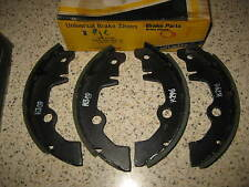 NEW 180mm REAR BRAKE SHOES - FITS: RENAULT 4 VAN / GTL / 5 MK1 (1971-85)