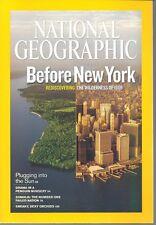 National Geographic - September 2009 - New York, Solar Power, Penguin, Somalia.