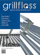 GrillFloss, Grill Floss Ultimate BBQ Cleaning Tool Barbecue Brush GFLXL - SALE!