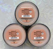 Bare Minerals Escentuals SPF 15 Foundation MEDIUM TAN- C30 8g XL  PACK OF 3