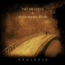 PAT METHENY & ANNA MARIA JOPEK - UPOJENIE  CD 17 TRACKS MAINSTREAM JAZZ NEU
