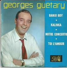 GEORGES GUETARY Banjo boy EP PATHE
