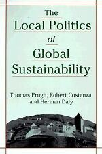 The Local Politics of Global Sustainability-ExLibrary