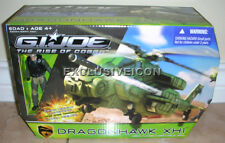 GI Joe 2009 Rise Of Cobra Movie Dragonhawk XH1 with Wild Bill Canadian