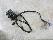 04 honda GL1800 GL 1800 Goldwing radio control switch switches