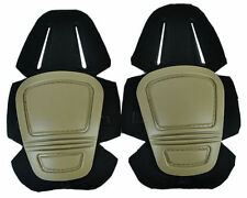 Military Airsoft Tactical Ourdoor Combat V3 Protective Set Gear Knee Pad Tan