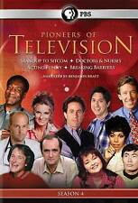 Pioneers of Television: Season 4 (DVD, 2014, 2-Disc Set) NEW factory-sealed