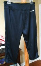 NWT Mizuno mens bicycle cycling pants tights, black, medium