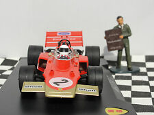 VANQUISH LOTUS 72 #2 JOCHEN RINDT WORLD CHAMPION 1970 GP4    1:32 SLOT BNIB