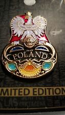 Hard Rock Cafe Pin,POLAND, Icon Series 2016,Brand New