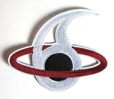 """Forbidden Planet Movie Uniform/Hat  Embroidered 3.75"""" Patch- FREE S&H (FBPA-001)"""
