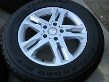 "18"" NEW 2015 MERCEDES G550 G-WAGON G55 G500 OEM FACTORY MERCEDES WHEELS & TIRES."