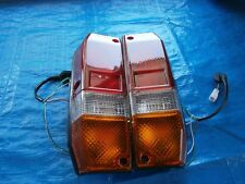 Toyota Landcruiser Tail light pair complete to suit Troopy 75 series
