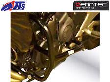 Renntec Motor Negro Protector de choque guardias Barras Kawasaki ER6N ER650 Nov 2011