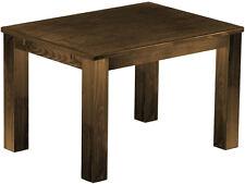 Esstisch Eiche antik Holz Pinie massiv Tisch 120x90 Küche kolonial rustikal Zimt