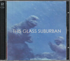 THIS GLASS SUBURBAN - DINOSAURS OF CHRISTMAS PAST CD DVD outsider DIY Leicester