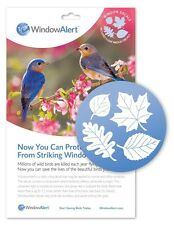 Window Alert Leaf Medley Decal (5 Per Package)