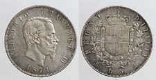 pci0087) Regno Vittorio Emanuele II Scudo 5 lire 1871 Mi