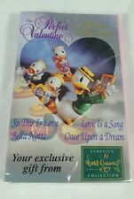 1995 Disney The Perfect Valentine Casette So This Is Love Bella Notte Love Songs