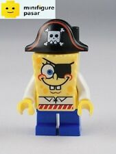 bob032 Lego SpongeBob 3817 - SpongeBob Pirate Minifigure - New