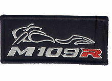 Suzuki Boulevard M109R Motorcycles Bikers Jacket Embroidered Back Patch