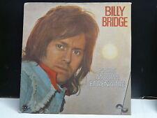 BILLY BRIDGE Naitre mourir et renaitre SONOPRESSE MR 45120
