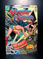 COMICS: DC: Wonder Woman #235 (1977), Dr Mid-Nite app - RARE (superman/batman)