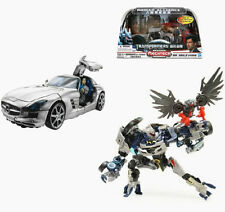 Free Shipping Transformers Dark Of The Moon Human Alliance Soundwave Toy Figure