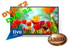 "Televisore TV LED HD Ready 32"" AKAI AKTV3212 TS SAT TivùSat HD - DVB-T2  DVB-S2"