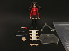 Figma 011 - Fate/Stay Night - Tohsaka Rin - Max Factory anime Action Figure