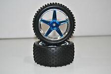 06026PB Paar Räder Complete Hinten Buggy 1/10 Himoto Sechskant Innen 12mm