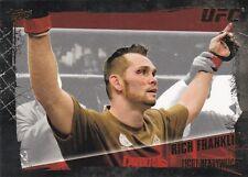 UFC RICH FRANKLIN 2010 TOPPS GOLD #52