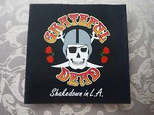 "GRATEFUL DEAD 2 CD SET-""SHAKEDOWN IN LA"" PRO SOURCED SILVER DISCS-TORNADO RECORD"
