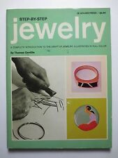 STEP BY STEP JEWELRY Handmade Craft of Jewelry Making Thomas Gentille (M1022)