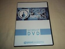 Christian Religious Inspirational DVD - Voice Of The Prophets 2013, Worship DVD