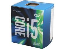 NIB Intel Core i5-6600 LGA 1151 Skylake Quad Core 3.3GHz CPU + Fan & Heatsink