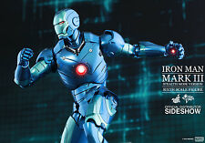 Hot Toys Iron Man Stealth Mark III Diecast  MISB MMS314D Cheapest Deal Mint