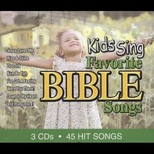 Kids Sing Favorite Bible Songs, New Music REDUCED FOR ST VALENTINE'S DAY