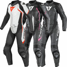 Ladies Women Dainese Motorbike Leather Suit Motorcycle Custom Made Any Size/Col