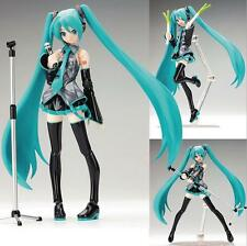 Figma 014 Vocaloid Hatsune Miku PVC Action Figure Toy Gift New In Box