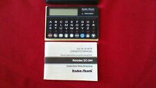 Radio Shack Executive Planner by ROLODEX (vintage)