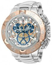 Invicta Men's 12905 Subaqua NOMA V Swiss COSC Chronograph Stainless Steel Watch